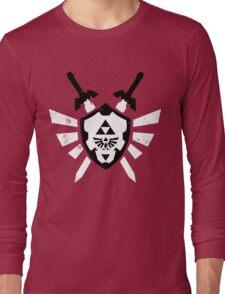 Link's Chaos - Legend of Zelda Long Sleeve T-Shirt
