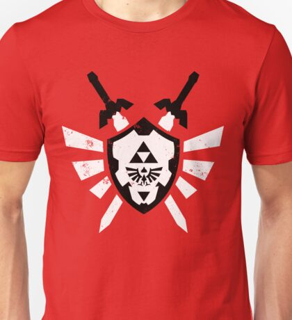 Link's Chaos - Legend of Zelda Unisex T-Shirt