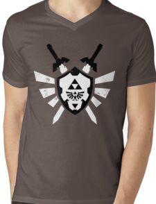Link's Chaos - Legend of Zelda Mens V-Neck T-Shirt