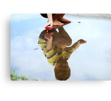 Child's Play Canvas Print