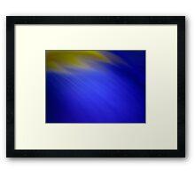 Iris II Framed Print