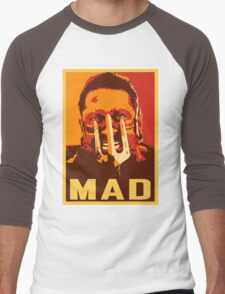 Max Rockatansky MAD (furycolor 2) Men's Baseball ¾ T-Shirt