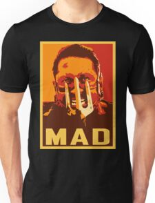 Max Rockatansky MAD (furycolor 2) Unisex T-Shirt