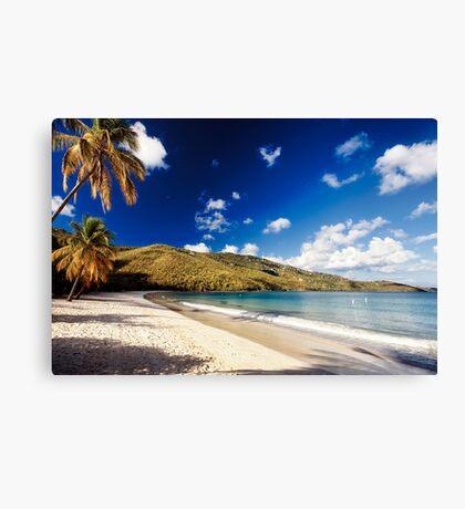 Magens Bay , St. Thomas, US Virgin Islands Canvas Print
