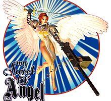 My Sweet Lil' Angel by CWR63