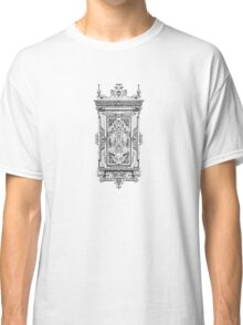 German Renaissance furniture - Black Classic T-Shirt