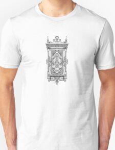 German Renaissance furniture - Black T-Shirt