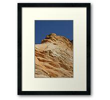 Coloured Sands... Framed Print