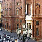 Palazzo Carignano by diLuisa Photography