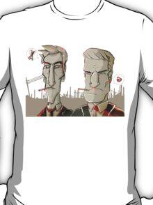 TRUE DETECTIVE - cartoon T-Shirt