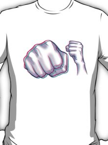 POW! Anaglyph T-Shirt