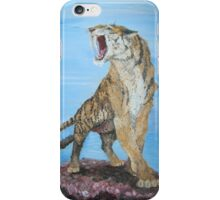 Sabre-tooth iPhone Case/Skin