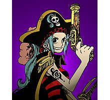 "One Piece: ""I'm Going to Be Queen of the Pirates!"" Photographic Print"
