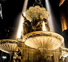 Tyler Davidson Fountain by DESY photowerks