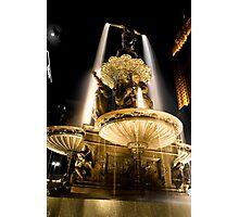 Tyler Davidson Fountain Photographic Print