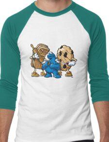 """""""C""""is for """"Crippling Re-Education"""" Men's Baseball ¾ T-Shirt"""