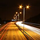 M60 Motorway by PeterBez