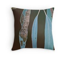 Eating yourself out of house and home Throw Pillow