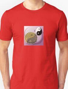 Two Scrambled Eggs - Yin-Yang T-Shirt