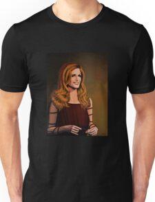 Dalida painting Unisex T-Shirt