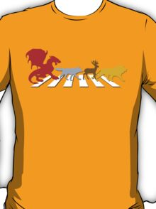 westeros road (color) T-Shirt