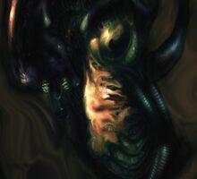 alien by hemi rapaea