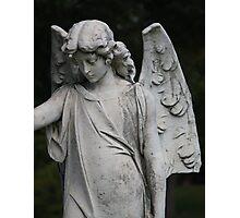 Arlington Angel Photographic Print