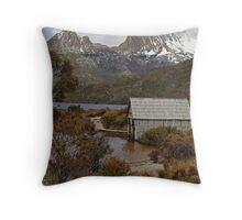 Cradle Mountain - Tasmania Throw Pillow