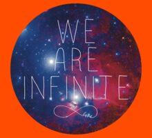 We Are Infinite Kids Tee