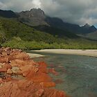 Thorsborne Trail, Hinchinbrook Island, Australia. by Paul Stewart
