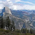 yosemite wilderness 2 by Bruce  Dickson