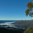 Mt Solitary, Blue Mountains, NSW, AUSTRALIA. by Paul Stewart