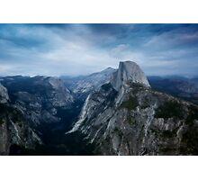 Storm Over Yosemite Photographic Print