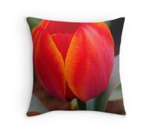 Table Cape Beauty Throw Pillow