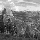 yosemite wilderness 3 by Bruce  Dickson