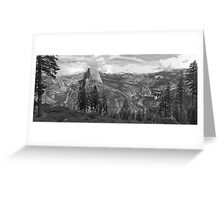 yosemite wilderness 3 Greeting Card