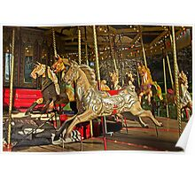 The Gallopers (1885) Poster