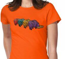 Zebrapotamus V.02 Womens Fitted T-Shirt