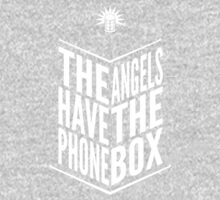 The Angels Have The Phone Box - Doctor Who Tribute Kids Clothes