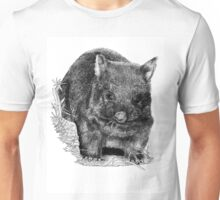 The Wombat Unisex T-Shirt