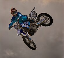 Yamaha Team Rider by roguephoto