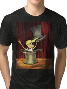 My New Top Hat Tri-blend T-Shirt