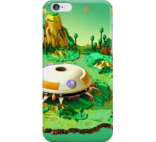 Dragon Ball Z Frieza on Namek iPhone Case/Skin