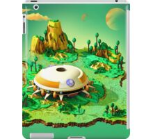 Dragon Ball Z Frieza on Namek iPad Case/Skin