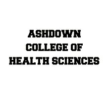 ASHDOWN COLLEGE OF HEALTH SCIENCES by philbeck