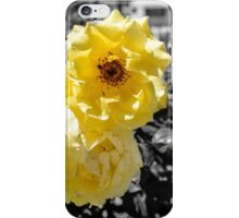The yellow flowers iPhone Case/Skin