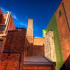 RMIT Building by Michael Sanders