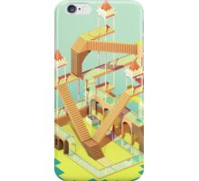 Puzzle Fortress iPhone Case/Skin