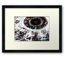 HAL says Framed Print