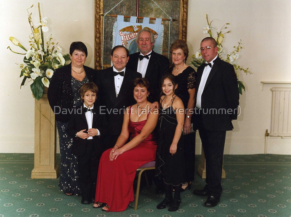 My Family - Taken at a Ladies Evening Function by David A. Everitt (aka silverstrummer)